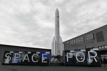 Produire une fusée comme une voiture, le défi d'Ariane6)