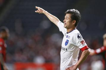 Il commence sa 35e saison comme professionnel À 53 ans, Kazuyoshi Miura est le Gordie Howe du soccer  )