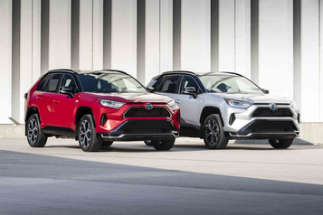 Banc d'essai ToyotaRAV4 Prime: à qui la chance?)