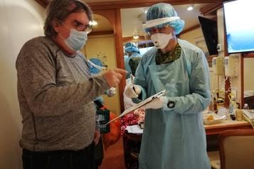 Une quarantaine de Canadiens toujours hospitalisés au Japon
