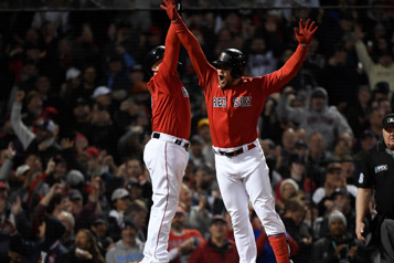 Les Red Sox prennent les devants2-1 dans la série de championnat