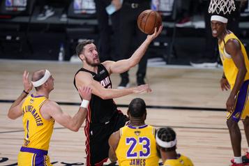 Finale NBA Dragic estime avoir «peu de chances» de jouer mardi)