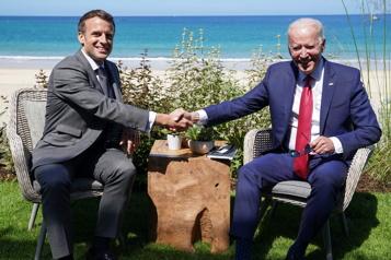 Les dirigeants du G7 s'entendent à propos d'un vaste plan d'infrastructures)
