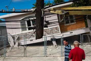 Séisme de magnitude5,8 sur l'île de PortoRico