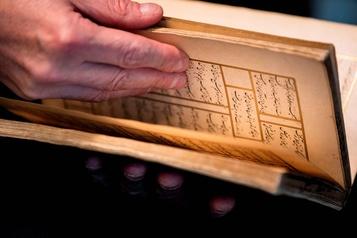 Un rare recueil de l'œuvre du poète persan Hafez retrouvé