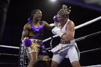 Boxe Le courage de Marie-Eve Dicaire n'a pas suffi)