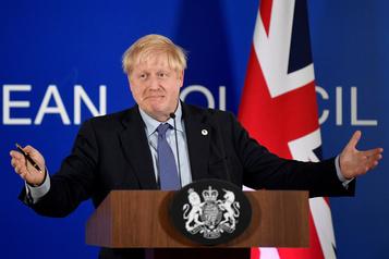 Brexit:Johnson tente de séduire les députés avant un vote historique