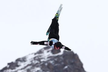 Saut à ski La deuxième chance de MarionThénault)