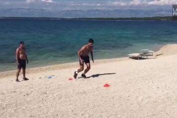 Djokovic n'a pas besoin de gym)