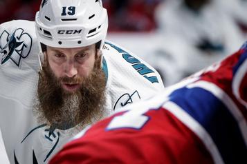 Joe Thornton croit que les Leafs «sont prêts à gagner»)