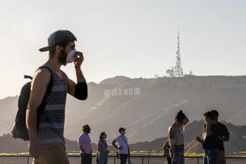 Californie: feu vert pour une reprise des tournages à partir du 12juin)