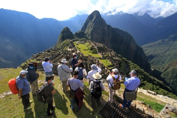 Limitation du nombre des futurs visiteurs du Machu Picchu)