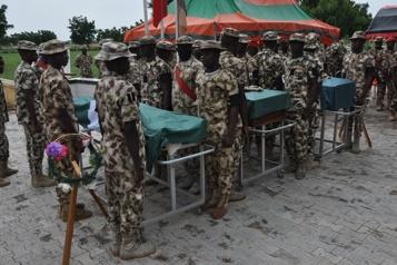 Niger Quatre soldats tués par une mine artisanale )