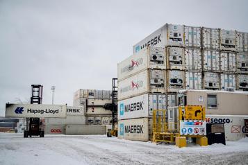 Blocus ferroviaire: une vingtaine d'entreprises interpellent Ottawa