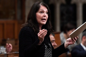 Une députée conservatrice veut rouvrir le débat sur l'avortement