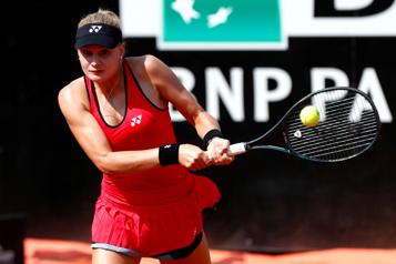 Tennis Dayana Yastremska suspendue pour dopage)