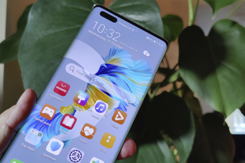 Téléphones intelligents La part de marché de Huawei en fort recul en Chine)