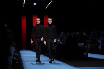 Milan célèbre la mode pour hommes