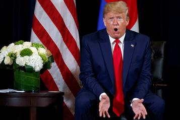 «Biden et son fils sont corrompus», assure  Trump