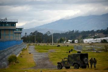 Équateur L'état d'urgence décrété dans les prisons après des émeutes)