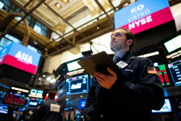 Wall Street s'oriente vers sa pire semaine depuis 2008