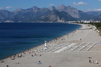 La Turquie sort le grand jeu pour attirer les touristes)