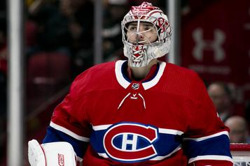 Carey Price rentre à Montréal)
