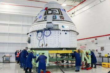 Boeing vise la première moitié de 2022 pour retenter le vol de sa capsule spatiale