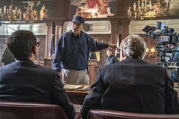 The Trial of the Chicago 7 Aaron Sorkin : comme un écho trop fort)