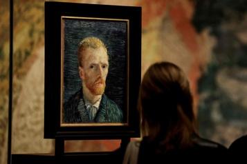 Amsterdam Un dessin de Van Gogh exposé pour la toute première fois)