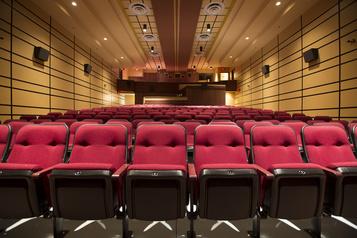 Les entrées dans les salles de cinéma en baisse au Québec