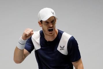 Tennis: Andy Murray jouera pour soutenir le système de santé britannique)
