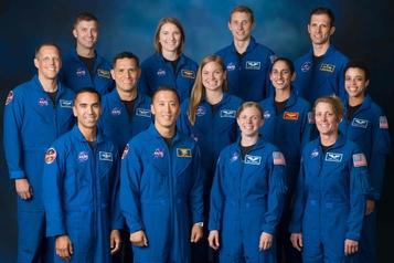 La nouvelle promotion d'astronautes de la NASA presque à moitié féminine