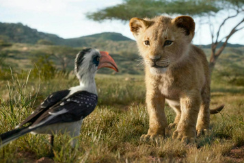 The Lion King : un nouveau monde