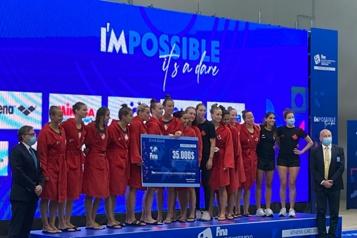 Super finale de la Ligue mondiale de water-polo Trop peu trop tard pour les Canadiennes)