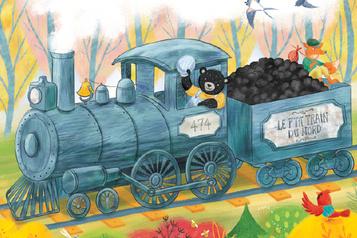 Le P'tit train du nord: balade autorisée dans les Laurentides)