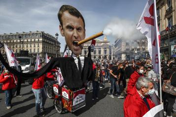 «Loi Climat» en France «De la poudre aux yeux» )