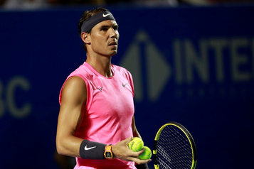 Pour Roland-Garros, Rafael Nadal «verra quelle est la situation en Europe»)