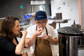 Chocolats: Geneviève Grandbois s'étend au-delà de Montréal