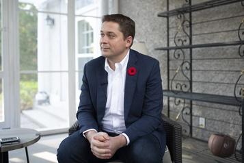 Un premier ministre peut être socialement conservateur, selon Scheer)