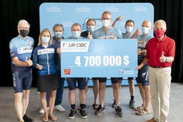 4,7 millions pour l'oncologie pédiatrique)