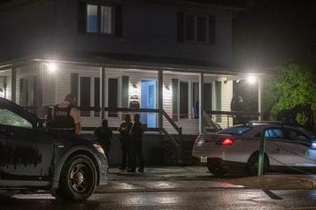 Une quadragénaire blessée par balle à Québec, un homme arrêté)
