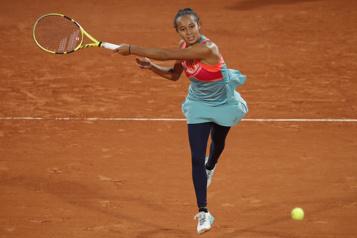 Leylah Fernandez éliminée au premier tour des qualifications à Madrid)