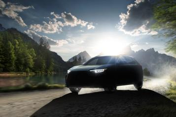 Subaru promet un VUS électrique dès 2022)