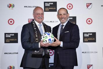 La MLS annule son match des étoiles)