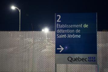 Prison de Saint-Jérôme Le nombre de cas de COVID-19 a doublé en 36heures)
