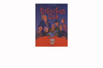 Le Detection Club: un Clue avec des maîtres de l'énigme ★★★½