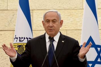 Israël Nétanyahou veut un référendum pour choisir un premier ministre)