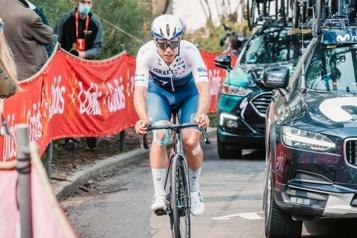 Tour de Romandie Israel Start-Up Nation s'invite sur le podium de la première étape)