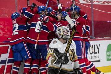 Le Canadien en finale de la Coupe Stanley Un pas de plus vers la 25e…)